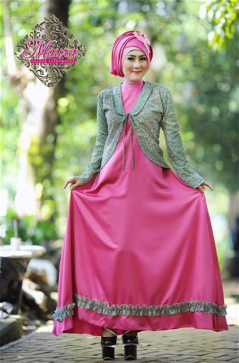 contoh baju kebayak untuk ke pesta 20 contoh model baju pesta muslim modern remaja terbaik