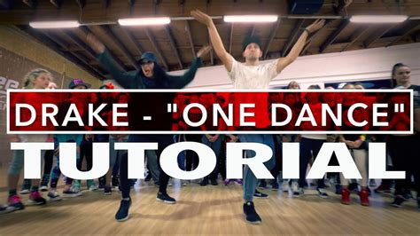 Tutorial Dance One More Night | quot one dance quot drake tutorial mattsteffanina