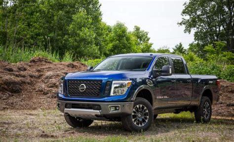 nissan titan cummins price 2018 nissan diesel titan car release date and review