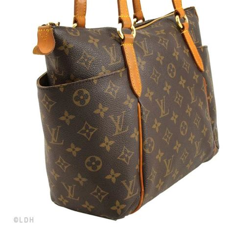 Preloved Lv Totally Mm Monogram 2009 louis vuitton monogram totally mm authentic pre owned 104467 luxedh