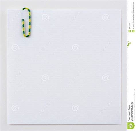 New Milk Memo Note Memo note memo with paper clip 02 stock image image 26675689