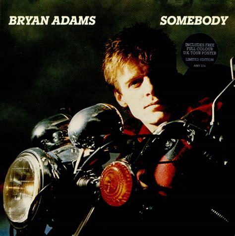 Everything Now Single Vinyl - bryan somebody poster uk 12 quot vinyl single 12 inch