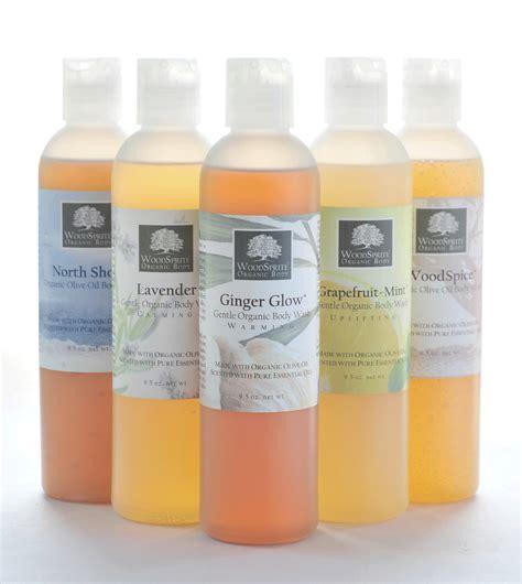 organic olive wash gentle organic wash