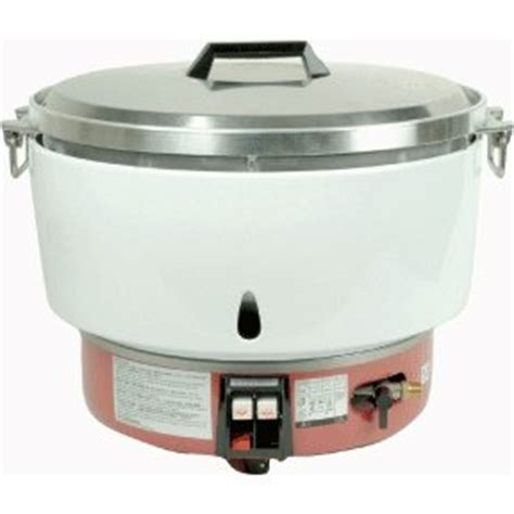 Rice Cooker Rinnai 5 Liter commercial 50 cup gas rice cooker warmer kitchen dining