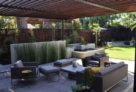 Modern Patio Design Ideas by It S All About The Modern Patio