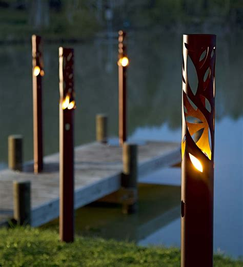 Patio Torch Lights 25 Best Ideas About Landscape Lighting On Landscape Lighting Design Yard Lighting