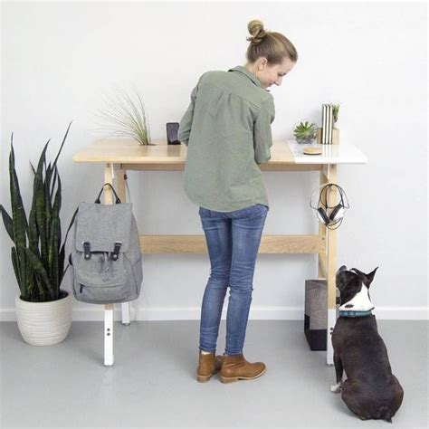 Stand Up Desk Options by 25 Best Ideas About Stand Up Desk On Computer