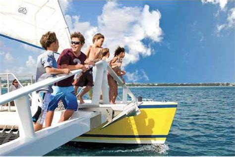 catamaran companies barbados tiami luxury catamaran cruises in barbados my guide barbados