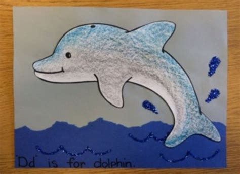 dolphin crafts for more dolphins crafts cake ideas and designs