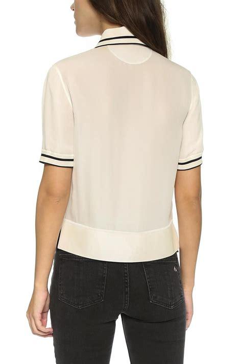 Miselid Polo Collar Dress Import Black Dress Import Rag Bone Silk Polo From Canada By Era Style Loft