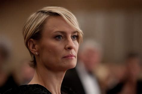 House Of Cards Robin Wright Hairstyle | robin wright the cinema goon