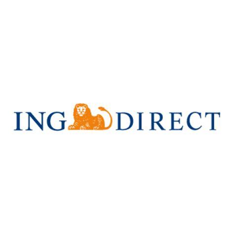 inc direct bank ing direct logo vector ai free graphics
