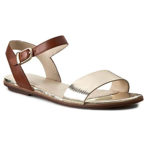 Sandal Casual Carvil Viscara 183 sandals vagabond 3908 183 85 gold casual sandals sandals mules and sandals