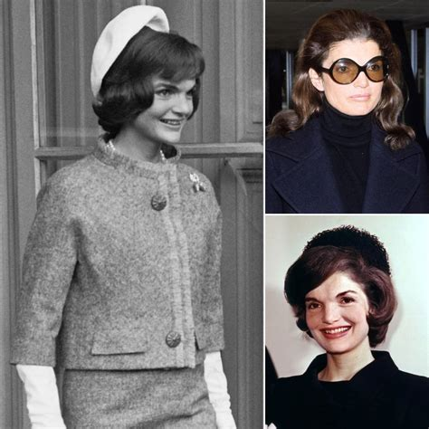 Jacqueline Wardrobe by Jackie Kennedy Onassis Style Pictures Popsugar Fashion