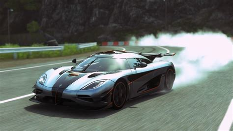 koenigsegg one 1 wallpaper 1080p driveclub koenigsegg one 1 powersliding lake shoji 1080p