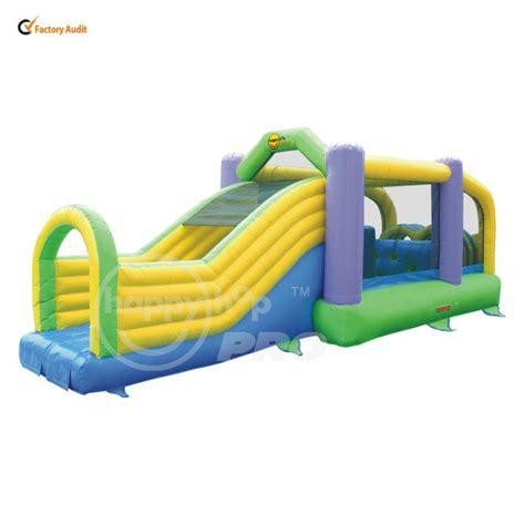 Quality Happy Hop Castle Bouncer 9112 happy hop pro 1030 obstacle castle racer high quality