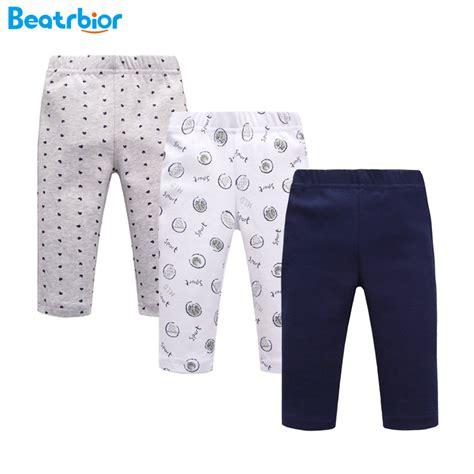 3 Pcs Set Baby Boy Print Clothing Sets 3 Pcs Lot Baby 100 Cotton Baby Boy Print Infant Baby Waist Pant