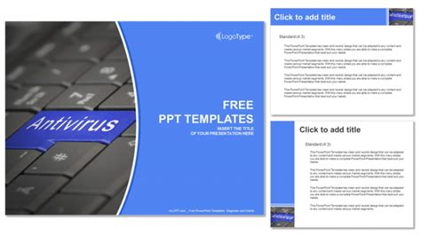 anti software virus ppt templates