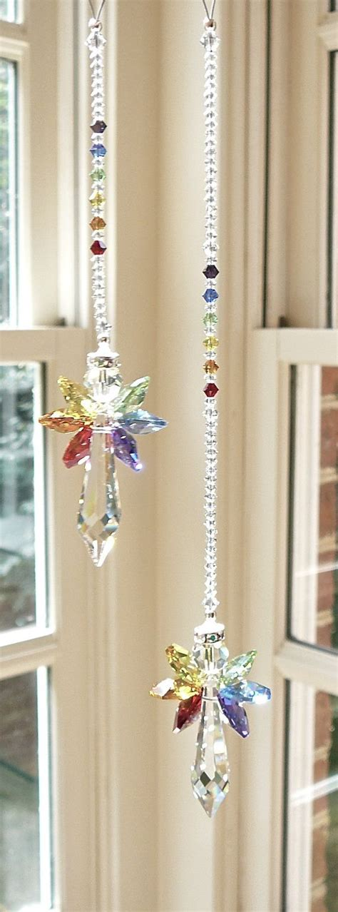 Rainbow Effect Swarovky 13 17 best images about prisms on chandelier crystals and