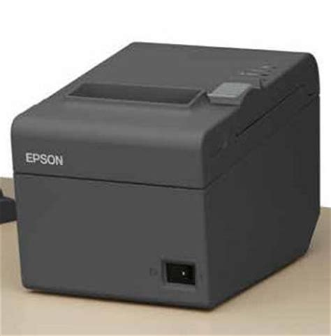 Printer Epson Tm T82 Usb Paralel unique micro design epson tm t82 pos thermal printer