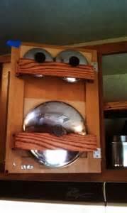 Painting Laminate Countertops Kitchen - best 25 rv cabinets ideas on pinterest trailer storage rv storage and rv organization