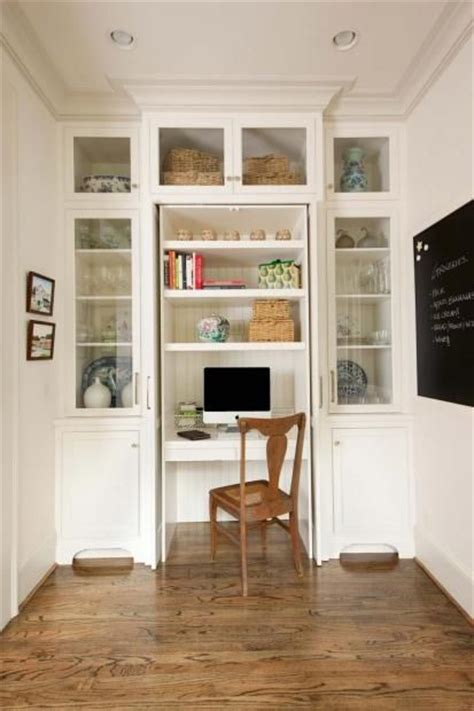 half closet half desk smalltownstripes best of built ins hide away desk to
