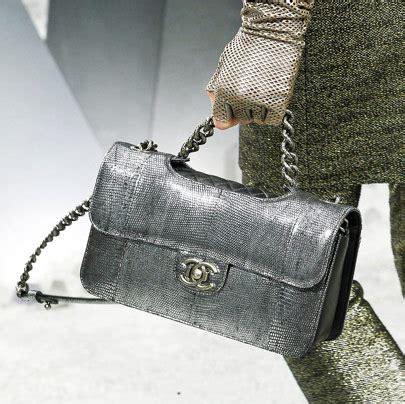 Fashion Week Ankle Purses At Chanel by Fashion Week Handbags Chanel Fall 2012 Purseblog