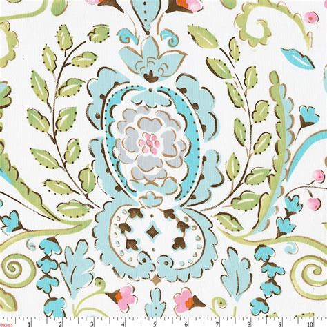 love bird damask fabric by the yard pink fabric