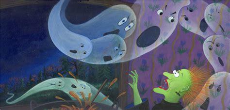 ten timid ghosts ten timid ghosts