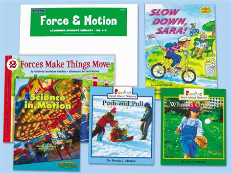 libro forces make things move 17 best images about 1st grade forces motion on