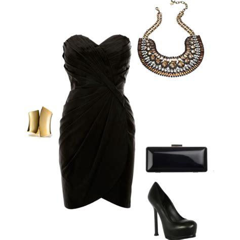 21 Dress Black Lace Komb by 10 Godina Sta Obuci