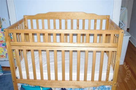 Hello Cribs bye bye crib hello crib bed techydad