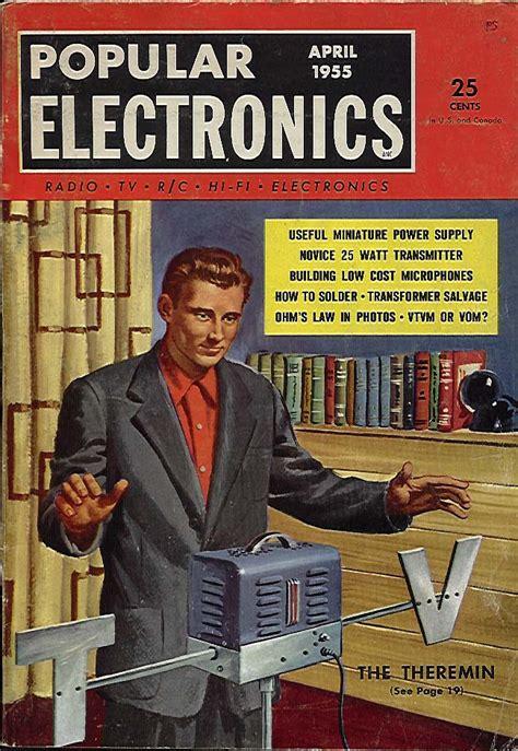 popular electronics magazine april