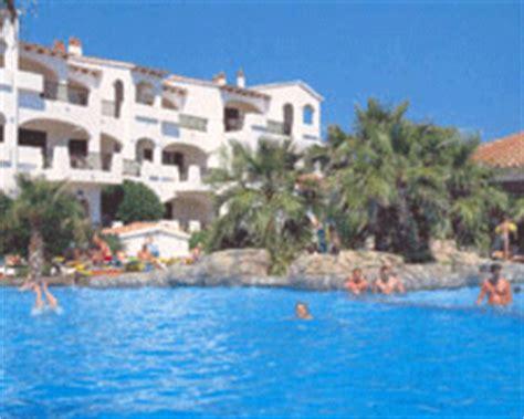 hotel apartamentos siesta mar alaior menorca menorca