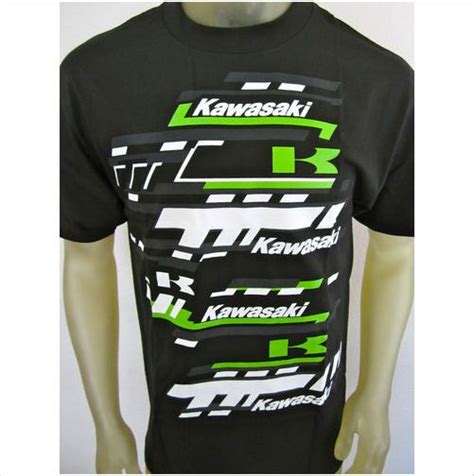 Kawasaki Racing Tshirt nwt kawasaki official black logo racing shirt s