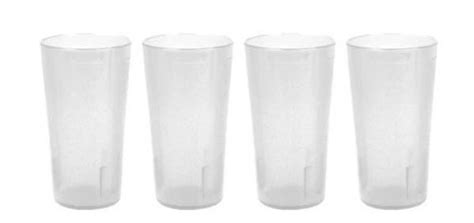 95336 Thunder Clear Special Polycarbonate thunder beverage tumbler 32 oz resistant commercial plastic set of 4 clear home