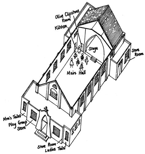 layout of catholic church building why we needed a new building christ church selly park