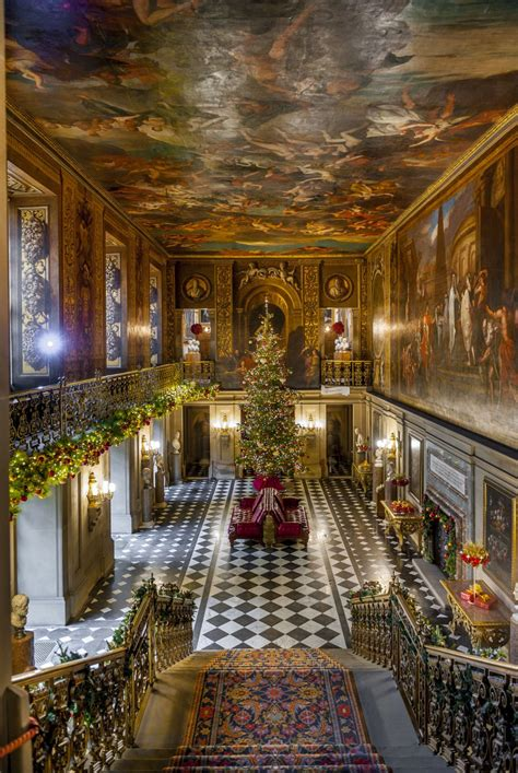 christmas  chatsworth house greatdays travel group