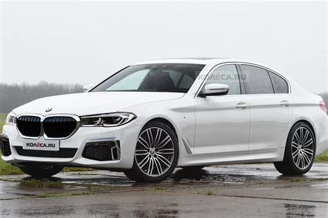 bmw facelift 5er 2020 expect the 2020 bmw 5 series facelift to look like this