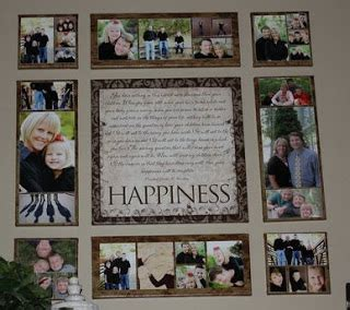 Preserving Heritage Family Tree Canvas Collage Canvas Wall Collage Template