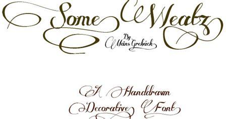 cursive font design online 15 stylish cursive fonts