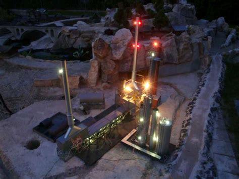 beleuchtung hebebühne meine baufortschritte forum des gartenbahn stammtisch
