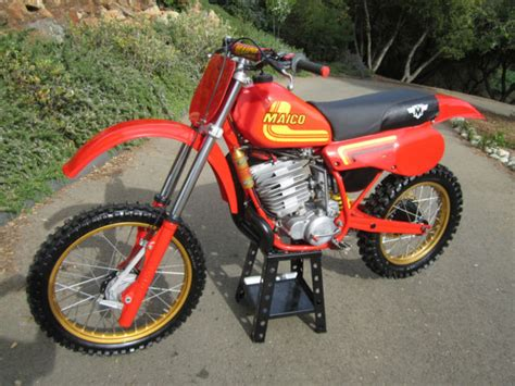 motocross bike makes maico 490 spider ahrma vintage motocross dirt bike motorcycle