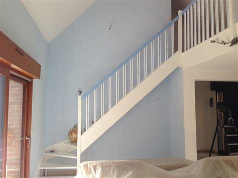 Escalier Dans Sejour by Peinture Mur Escalier Dootdadoo Id 233 Es De