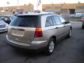 05 Chrysler Pacifica Reviews 2005 Chrysler Pacifica Pictures Cargurus