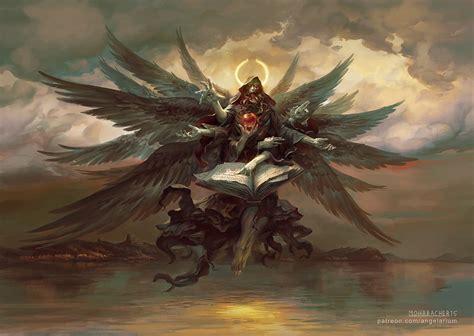 azrael angel of death angelarium
