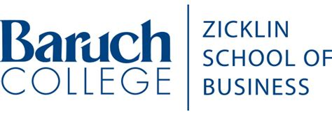 Baruch Executive Mba by Mba Mba Zicklin School Business