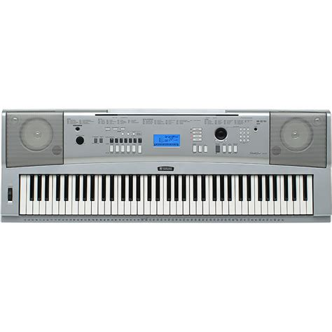 yamaha dgx 230 76 key portable grand keyboard reconditioned