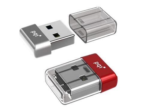 Otg Type C Reader Usb 3 1 Pqi Connect 311 Murah 32gb pqi u603v usb3 0 ultra small flash drive silver edition