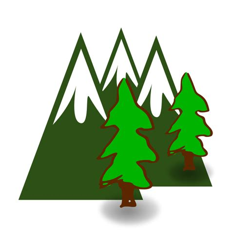 mountain clipart mountain clip cliparts co